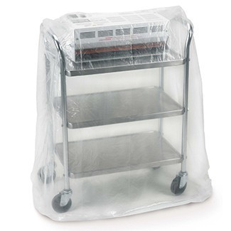 Medical Equipment and Cart Dust Covers, Flat Pack